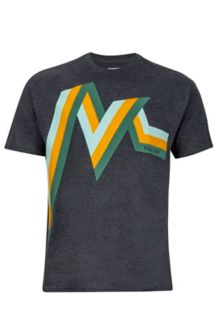 Chroma Tee SS, Charcoal Heather, medium