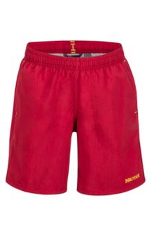 Boy's OG Short, Sienna Red, medium