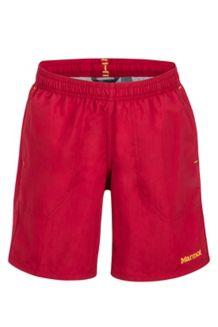 Boy's OG Short, Sienna Red, medium