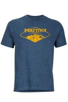 Mountaineer Tee SS, Navy Heather, medium