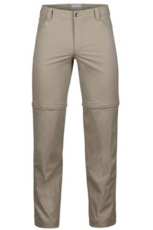 Transcend Convertible Pant S, Light Khaki, medium