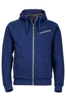 Parsons Peak Sherpa Hoody, Dark Indigo, medium