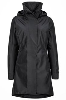 Wm's Downtown Comp Jkt, Black, medium