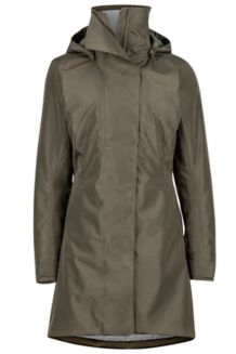 Wm's Downtown Comp Jkt, Deep Olive, medium