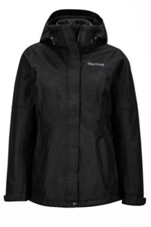 Wm's Regina Jacket, Black, medium