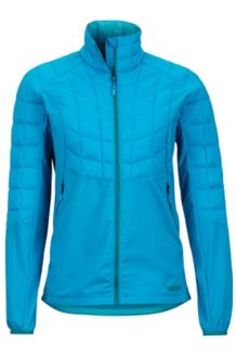Wm's Featherless Hybrid Jacket, Oceanic, medium