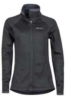 Wm's Wanderer Jacket, Black, medium