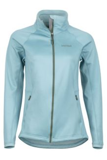 Wm's Wanderer Jacket, Blue Shale, medium