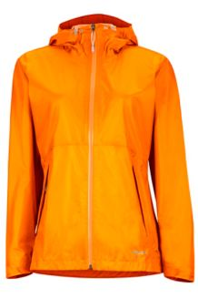Wm's Crystalline Jacket, Sweet Orange, medium