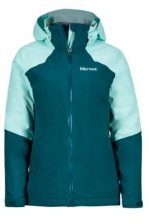 Wm's Featherless Component Jacket, Deep Teal/Blue Tint, medium