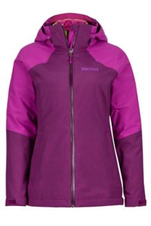 Wm's Featherless Component Jacket, Deep Plum/Purple Orchid, medium