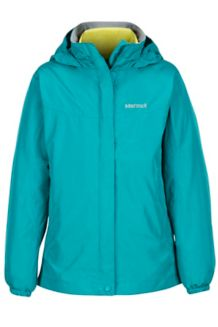 Girl's Northshore Jacket, Deep Lake, medium
