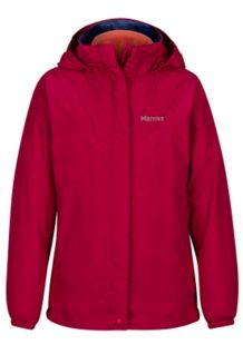 Girl's Northshore Jacket, Bright Ruby, medium