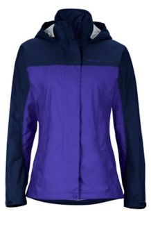 Wm's PreCip Jacket, Royal Night/Arctic Navy, medium