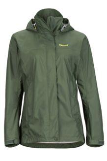 Wm's PreCip Jacket, Crocodile, medium