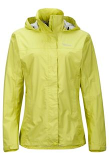 Wm's PreCip Jacket, Sprig, medium