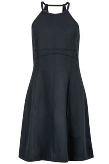 Wm's Genevieve Dress, Black, medium