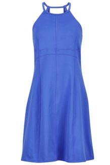 Wm's Genevieve Dress, Spectrum Blue, medium