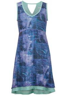 Wm's Larissa Dress, Clear Sky Sprinkle, medium