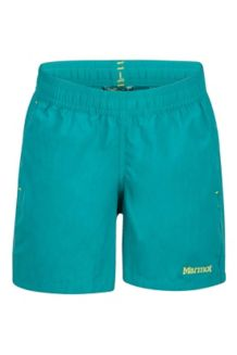 Girl's Augusta Maria Short, Teal Tide, medium