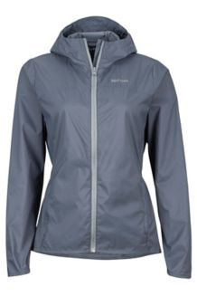 Wm's Air Lite Jacket, Steel Onyx, medium