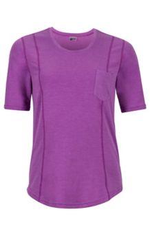 Wm's Cass SS, Bright Violet, medium
