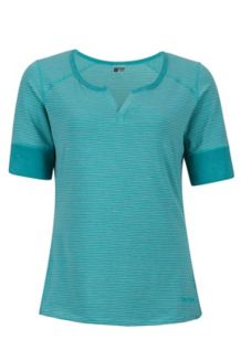 Wm's Cynthia SS, Teal Tide, medium