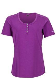 Wm's Kayla SS, Bright Violet, medium