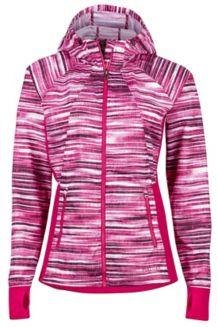 Wm's Muse Jacket, Sangria/Sangria, medium