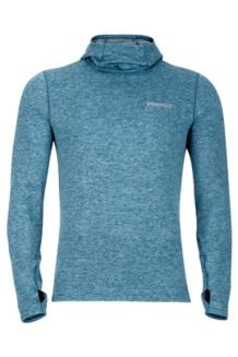 Resistance Hoody, Briny Blue Heather, medium