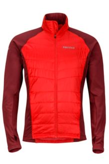 Nitro Jacket, Tomato/Port, medium