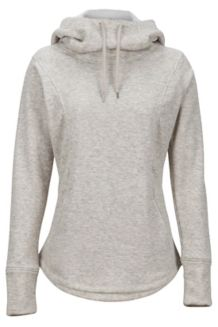 Wm's Tashi Hoody, Oatmeal Heather, medium