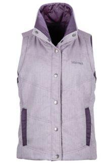 Wm's Peyton Reversible Vest, Mt Shadow/Nightshade, medium