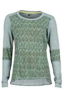 Wm's Mara LS, Sea Fog Meadow, medium