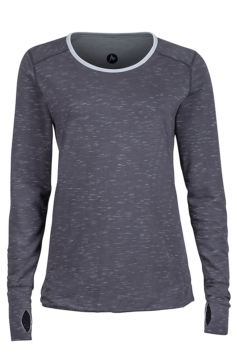 Wm's Hannah Reversible, Dark Charcoal/Grey Storm, large