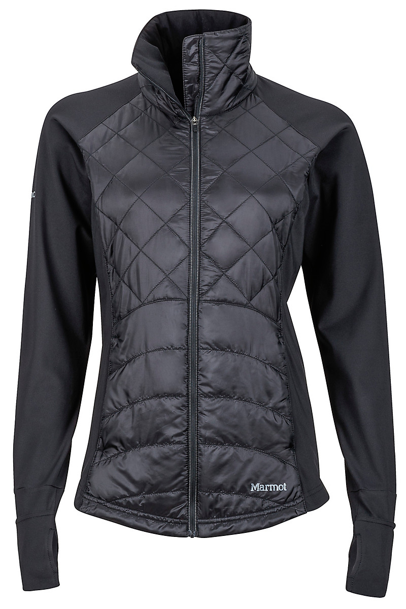 Wm's Nitra Jacket, Black, large