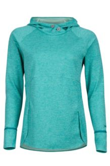 Wm's Sunrift Hoody, Teal Tide, medium