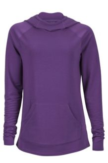 Wm's Tess Hoody, Bright Violet, medium
