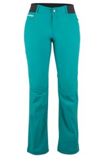 Wm's Cabrera Pant, Teal Tide, medium