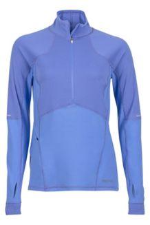 Wm's Hard Core Fleece, Lilac, medium