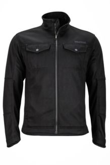 Hawkins Jacket, Black, medium