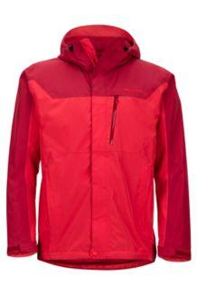 Southridge Jacket, Tomato/Sienna Red, medium