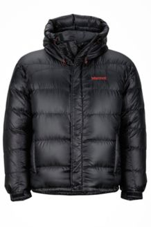 Greenland Baffled Jacket, Black, medium