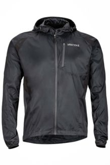 Trail Wind Hoody, Black, medium