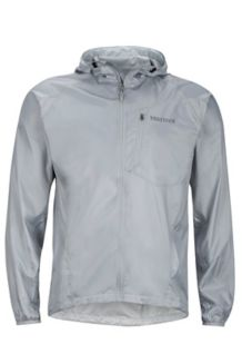 Trail Wind Hoody, Bright Steel, medium