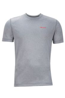Conveyor Tee SS, Grey Storm Heather, medium
