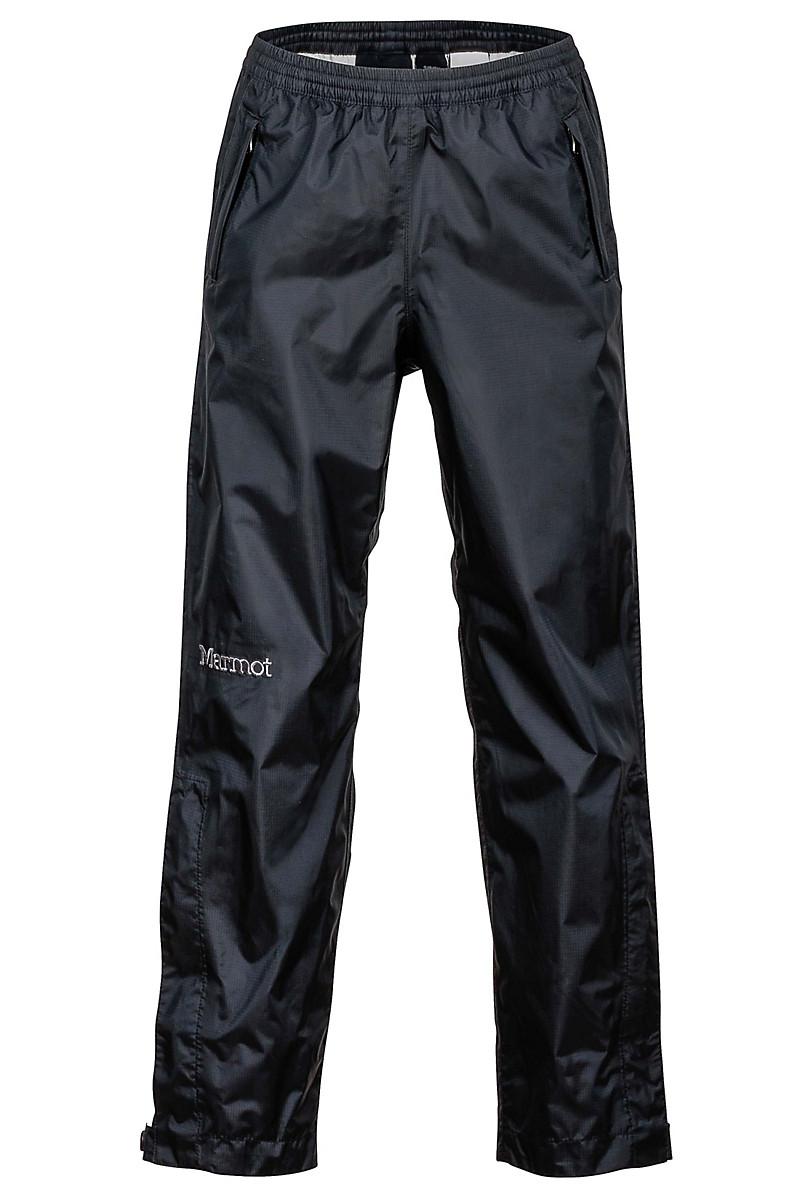 Kid's PreCip Pant, Black, large