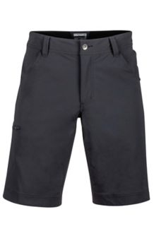Arch Rock Short, Black, medium