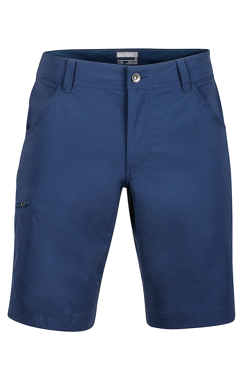 Arch Rock Short, Dark Indigo, large