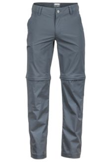 Transcend Convertible Pant, Slate Grey, medium